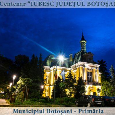 01 Botosani - Primaria