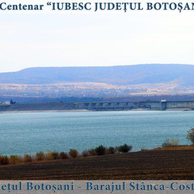 09 Judetul Botosani - Barajul Stanca Costesti
