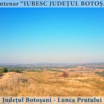27 Judetul Botosani - lunca Prutului