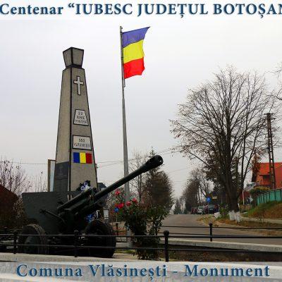 28 Vlasinesti - monument
