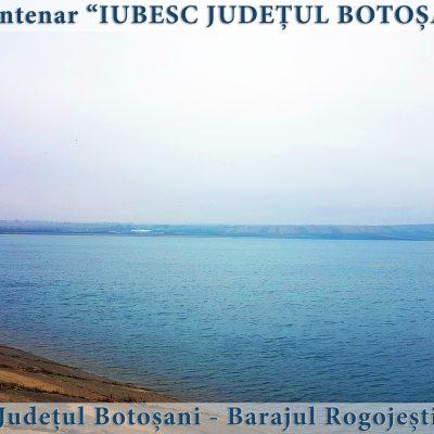 35 Judetul Botosani - barajul Rogojesti