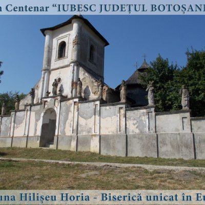 37 Hiliseu Horia - biserica unicat in Europa