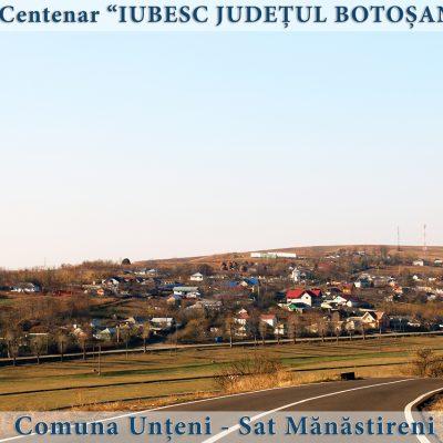 46 Unteni - sat Manastireni