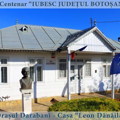 48 Darabani - casa Leon Danaila