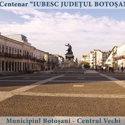 51 Botosani - Centrul Vechi