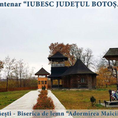 57 Braesti - Biserica de lemn