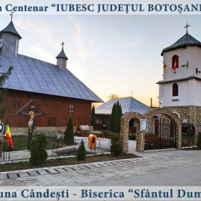 70 Candesti - biserica Sfantul Dumitru