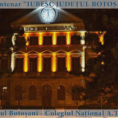 89 Botosani - Colegiul National AT Laurian