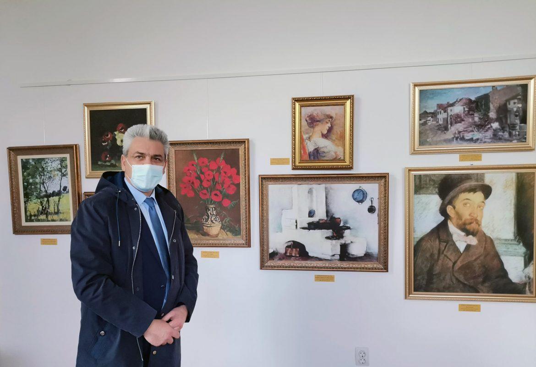 Deschiderea muzeului dedicat marelui pictor Ștefan Luchian