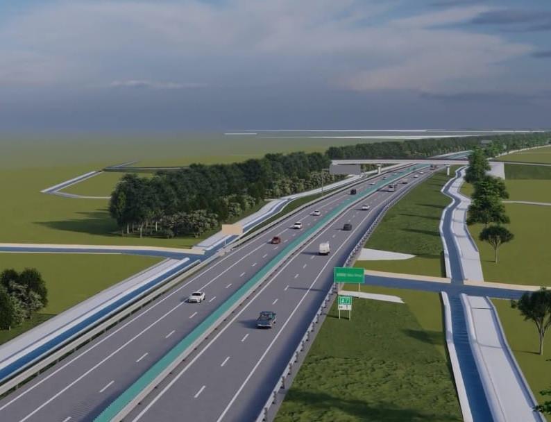 LUCRĂM PESTE TOT! Tronson din Autostrada A7 pregătit pentru licitație