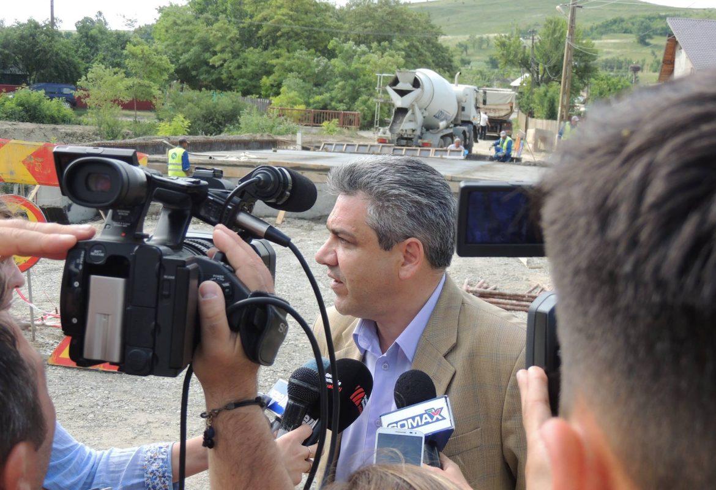Cristian Achitei – Politicianul