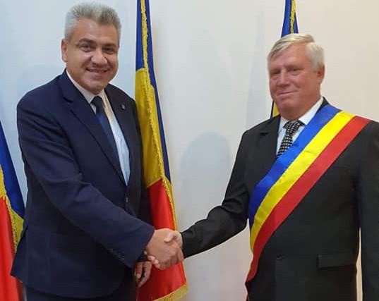 Continuitate pentru primarul Vasile Sasu la cârma comunei Durnești
